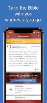 Bible gateway Bible app; best Bible apps