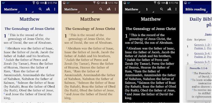 NET Bible app