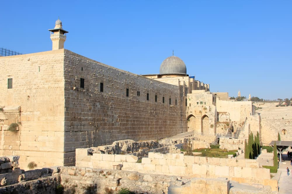 The holy city, new Jerusalem, coming down from out of heaven, Israel; the city of refuge