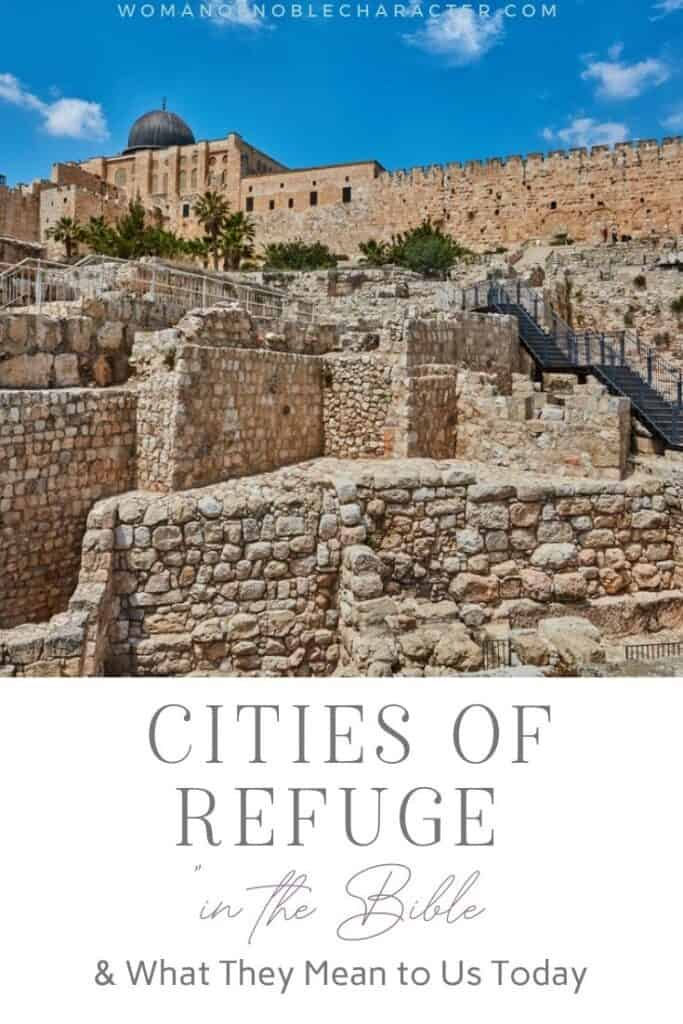 city in ancient Israel; cities of refuge