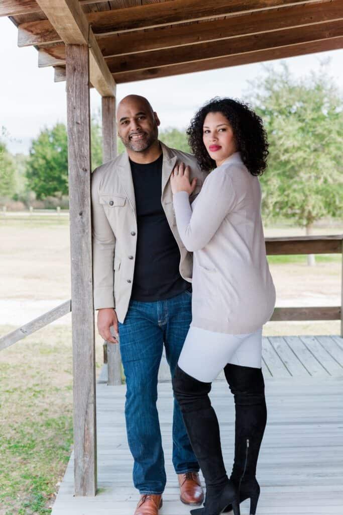 how I led my husband back to Godl Heidy De La Cruz
