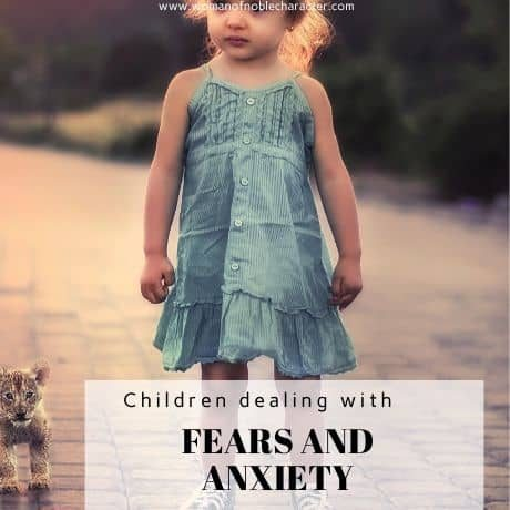 10 Ways to Help Your Child Deal with Fears and Anxiety