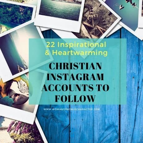 Christian Instagram Accounts to Follow