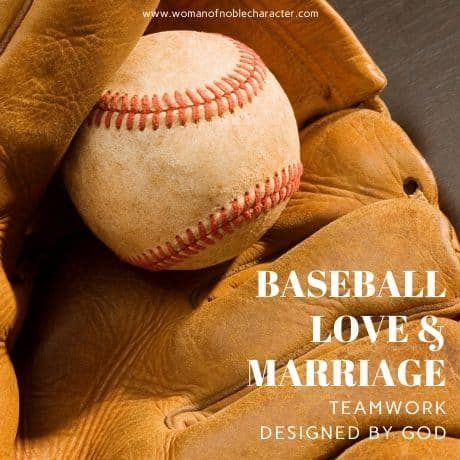 baseball love and marriage