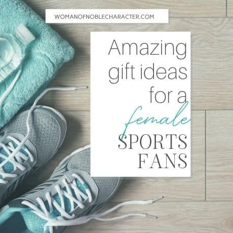 great gifts for women sports fans