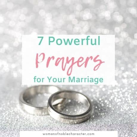 powerful prayers for marriage