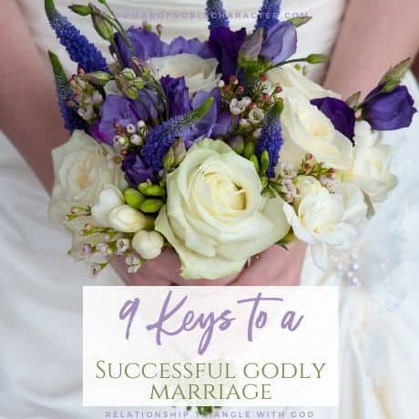 successful godly marriage