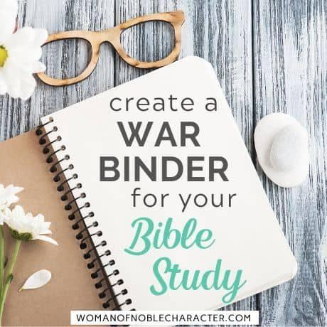 FI create a war binder
