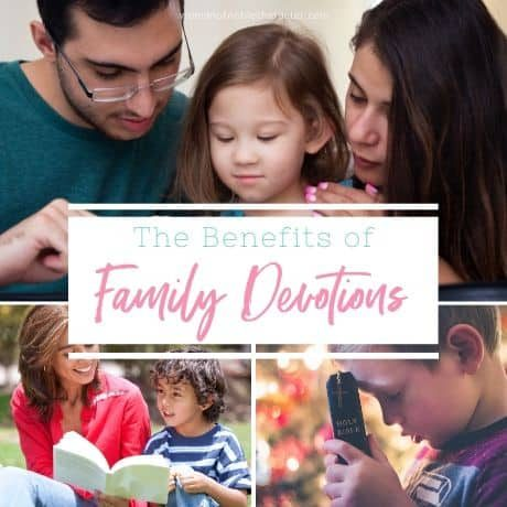 benefits of family devotions