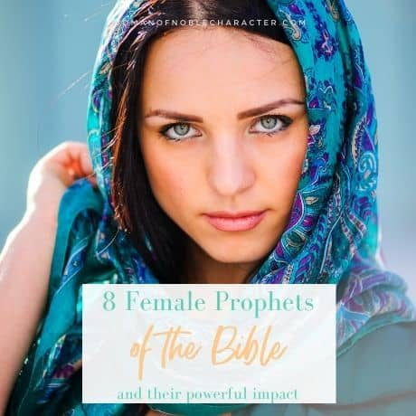 Female Prophets of the Bible
