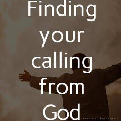Finding your calling from God