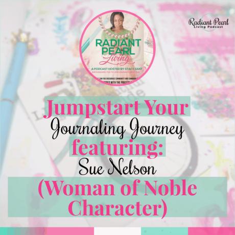 Radiant Pearl Living Media Image for Jumpstart Your Journaling Journey