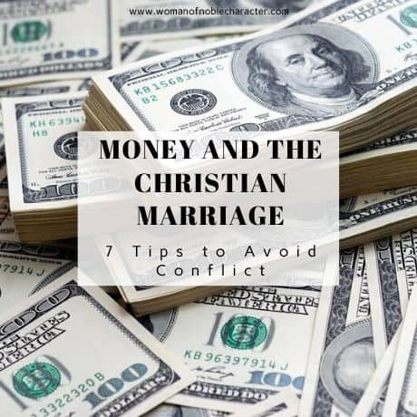 Money and the Christian marriage