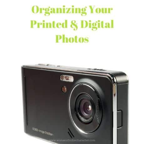 Organizing Your Printed & Digital photos
