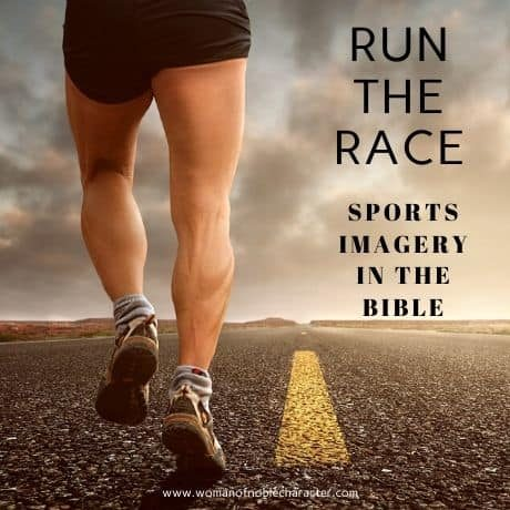 Run The Race_ Sports Imagery In The Bible