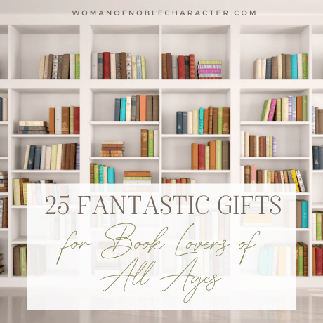 Fantastic Gifts For Book Lovers Of All Ages