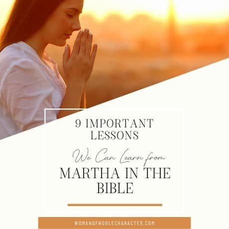 woman praying, 9 Important Lessons We Can Learn from Martha in The Bible