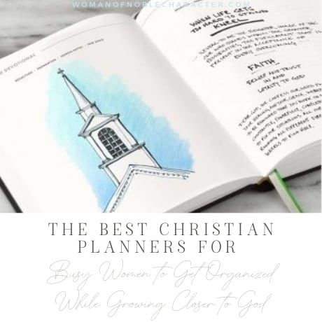 Best Christian Planners