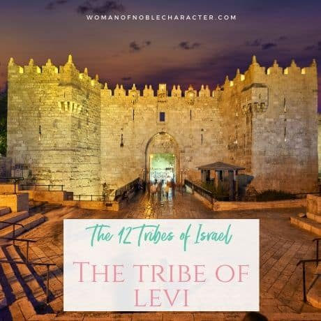 The Tribe of Levi