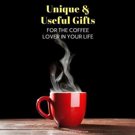 best gifts for coffee lovers