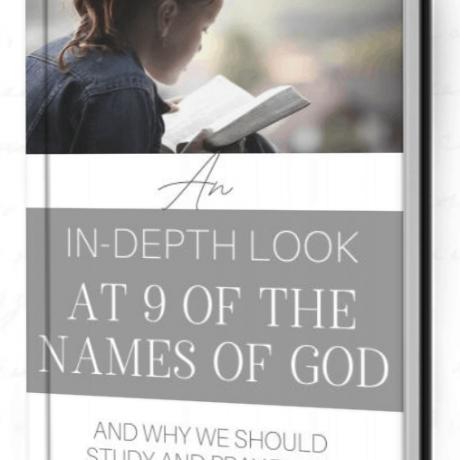 Names of God ebook cover