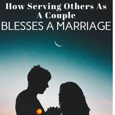 serving others as a couple